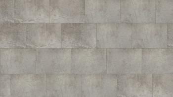 KWG Klick-Vinyl - Antigua Stone Dolomit grey gefast