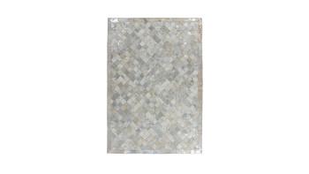 planeo Teppich - Lavish 210 Grau / Silber