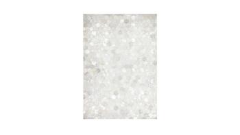 planeo Teppich - Spark 210 Grau / Silber