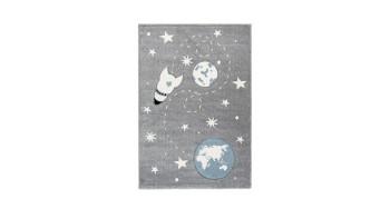 planeo Teppich - Australia - Yowah Silber 80 x 150 cm