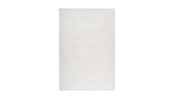 planeo Teppich - Monroe 200 Weiß 80 x 300 cm