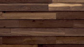 Wandverkleidung Holz planeo Woodwall Easyfix - Eiche Antik