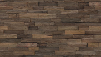 planeo WoodWall - Teakwood FSC Charred
