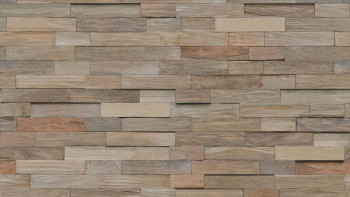 planeo WoodWall - Teakwood FSC Smoked