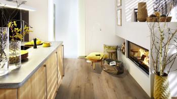 Wineo 400 wood XL Klickvinyl - Liberation Oak Timeless