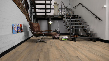 planeo Rigid Klick-Vinyl Arizona Rustic Oak - MADE IN GERMANY