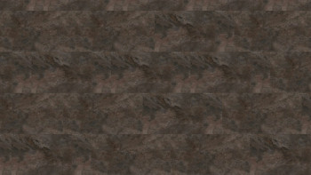 planeo Dekowall - Wandvinyl stone XL Silver Slate