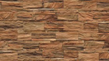 planeo WoodWall - Crystalwood Natural Brown