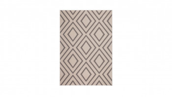 planeo Teppich - Lina 500 Taupe
