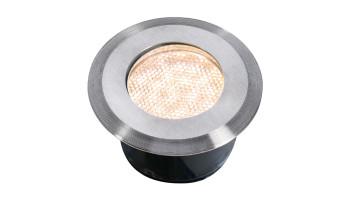 planeo Terrassenbeleuchtung 12V - LED-Einbauleuchte Onyx60 R3 - 1W 23Lumen