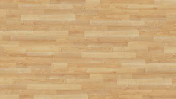 Parador Laminat - Basic 200 - Ahorn natur - Holzstruktur - 3-Stab Schiffsboden