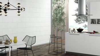 planeo DesignWall Aqua Wandverkleidung - BLANCO
