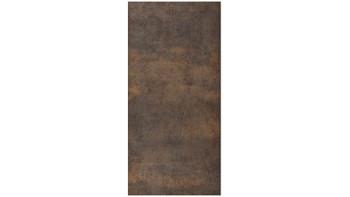 planeo Stonefence - Keramik-Sichtschutz Hochkant Rostoptik 90 x 180