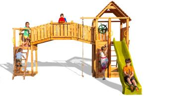 planeo Spielturm - Burgolino Puente