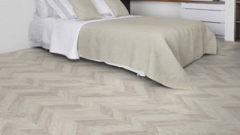 Gerflor PVC-Boden - TEXLINE PARIS WHITE