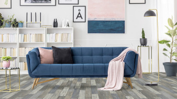 Gerflor PVC-Boden - TEXLINE HQR SEASIDE BLUE - 2216