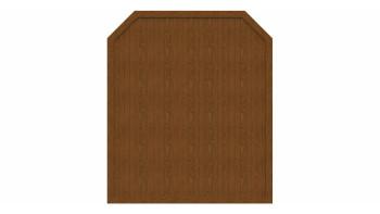 planeo Basic Typ J 180 x 210 cm Golden Oak