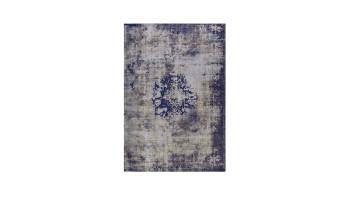 planeo Teppich - Vintage 8403 Blau