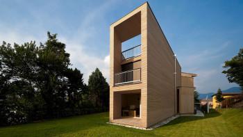 planeo Holzfassade Rhombusleiste Weißtanne Natur SV 21x65