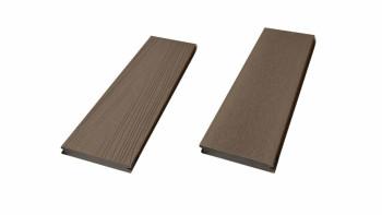 planeo TitanShield WPC - Massivdiele Tessara - Holzstruktur