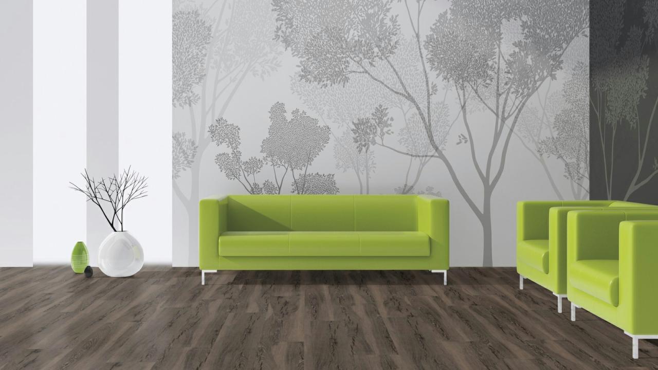 Wineo Vinylboden - Ambra Wood Oak Bretagne - Kl...