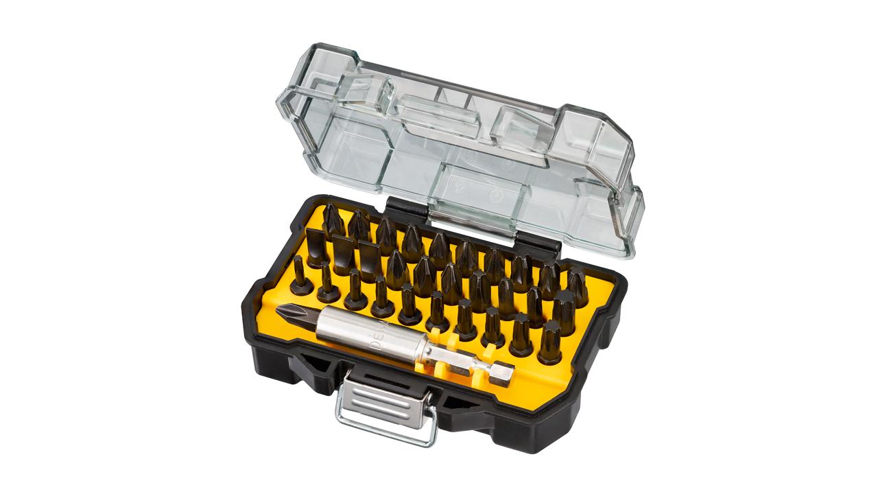 DeWalt Torsion Bit-Set 32-tlg.   Baumarkt > Werkzeug > Werkzeug-Sets   DeWalt